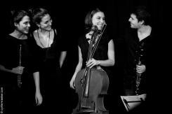 Concert parisien, avec Emilien Veret