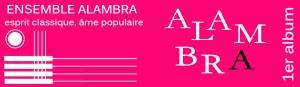 bannière CD AAA fond rose